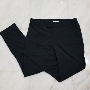 Colombia Pfg Black Cropped Pants